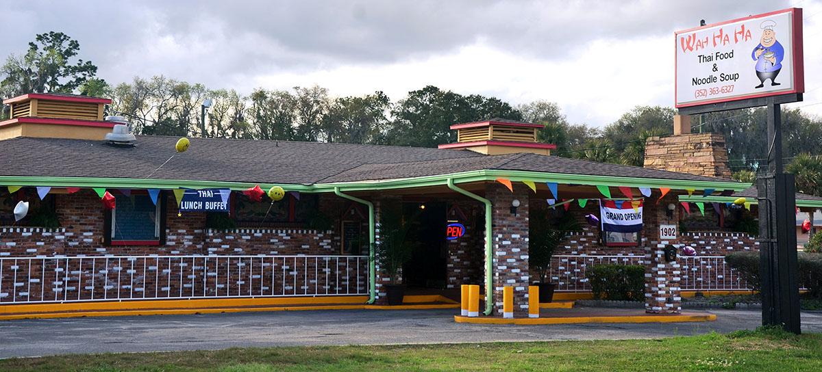 The best Thai Restaurant in Gainesville Florida